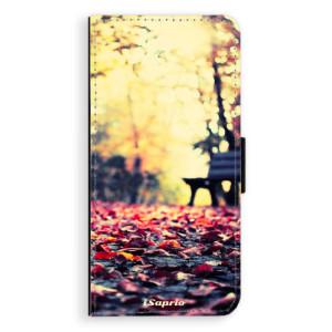 Flipové pouzdro iSaprio Bench 01 na mobil Huawei P20