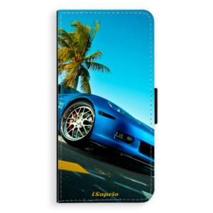 Flipové pouzdro iSaprio Kára 10 na mobil Huawei P20