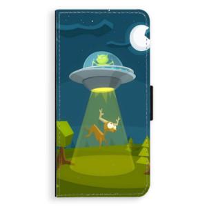 Flipové pouzdro iSaprio Ufouni 01 na mobil Huawei P20