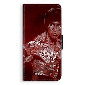 Flipové pouzdro iSaprio Bruce Lee na mobil Huawei P20