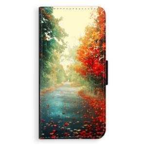 Flipové pouzdro iSaprio Podzim 03 na mobil Huawei P20