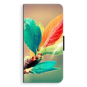 Flipové pouzdro iSaprio Podzim 02 na mobil Huawei P20