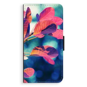 Flipové pouzdro iSaprio Podzim 01 na mobil Huawei P20