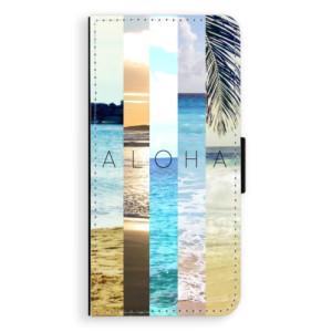 Flipové pouzdro iSaprio Aloha 02 na mobil Huawei P20