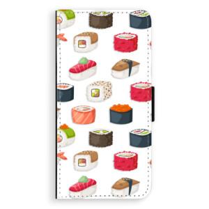 Flipové pouzdro iSaprio Sushi na mobil Huawei P20