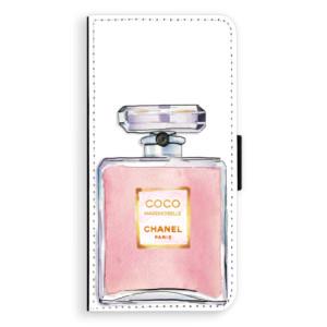 Flipové pouzdro iSaprio Chanel Rose na mobil Huawei P20