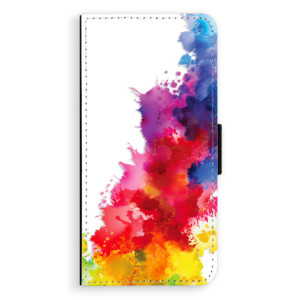 Flipové pouzdro iSaprio Color Splash 01 na mobil Huawei P20
