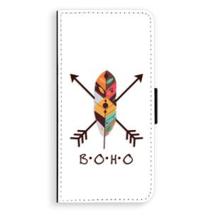 Flipové pouzdro iSaprio BOHO na mobil Huawei P20