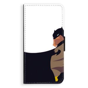 Flipové pouzdro iSaprio BaT Komiks na mobil Huawei P20