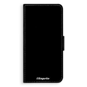 Flipové pouzdro iSaprio 4Pure černé na mobil Huawei P20