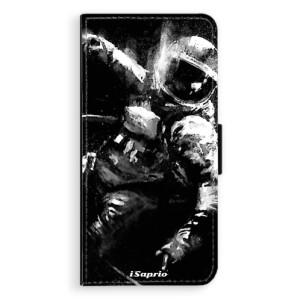 Flipové pouzdro iSaprio Astronaut 02 na mobil Samsung Galaxy S9