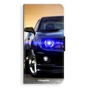 Flipové pouzdro iSaprio Chevrolet 01 na mobil Samsung Galaxy S9