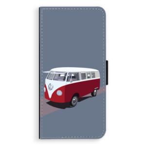 Flipové pouzdro iSaprio VW Bus na mobil Samsung Galaxy S9