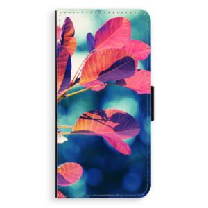 Flipové pouzdro iSaprio Podzim 01 na mobil Samsung Galaxy S9