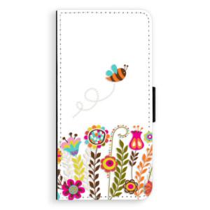 Flipové pouzdro iSaprio Včelka Pája 01 na mobil Samsung Galaxy S9