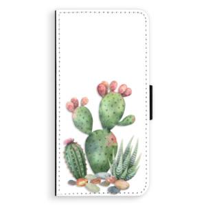 Flipové pouzdro iSaprio Kaktusy 01 na mobil Samsung Galaxy S9