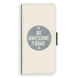 Flipové pouzdro iSaprio Awesome 02 na mobil Samsung Galaxy S9 Plus