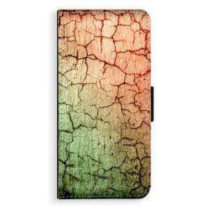 Flipové pouzdro iSaprio Rozpraskaná Zeď 01 na mobil Samsung Galaxy S9 Plus