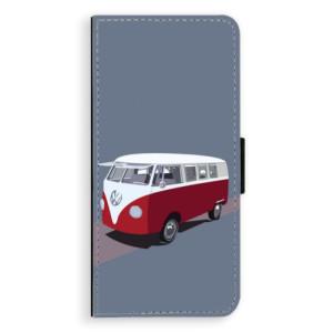 Flipové pouzdro iSaprio VW Bus na mobil Samsung Galaxy S9 Plus