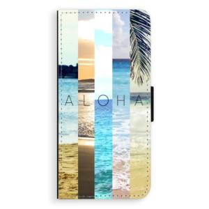 Flipové pouzdro iSaprio Aloha 02 na mobil Samsung Galaxy S9 Plus