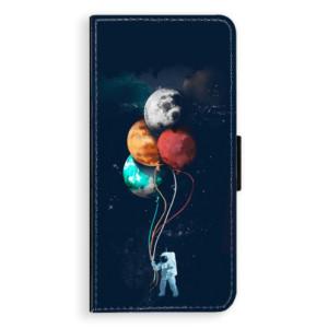 Flipové pouzdro iSaprio Balónky 02 na mobil Samsung Galaxy S9 Plus