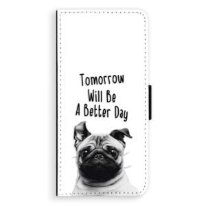 Flipové pouzdro iSaprio Better Day 01 na mobil Samsung Galaxy S9 Plus