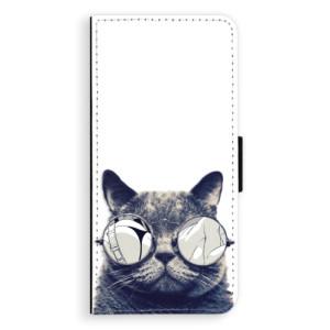 Flipové pouzdro iSaprio Šílená Číča 01 na mobil Samsung Galaxy S9 Plus