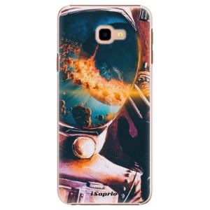 Plastové pouzdro iSaprio Astronaut 01 na mobil Samsung Galaxy J4 Plus