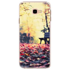 Plastové pouzdro iSaprio Bench 01 na mobil Samsung Galaxy J4 Plus