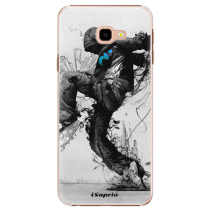 Plastové pouzdro iSaprio Dancer 01 na mobil Samsung Galaxy J4 Plus