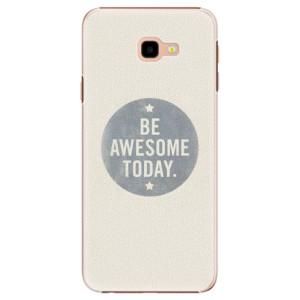 Plastové pouzdro iSaprio Awesome 02 na mobil Samsung Galaxy J4 Plus
