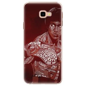 Plastové pouzdro iSaprio Bruce Lee na mobil Samsung Galaxy J4 Plus