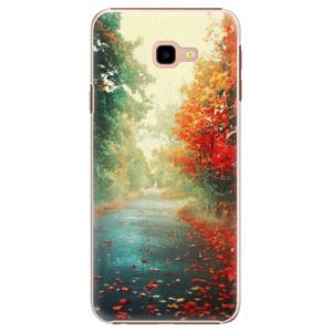 Plastové pouzdro iSaprio Podzim 03 na mobil Samsung Galaxy J4 Plus
