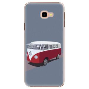 Plastové pouzdro iSaprio VW Bus na mobil Samsung Galaxy J4 Plus