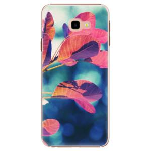 Plastové pouzdro iSaprio Podzim 01 na mobil Samsung Galaxy J4 Plus