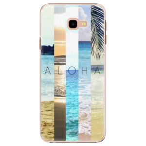 Plastové pouzdro iSaprio Aloha 02 na mobil Samsung Galaxy J4 Plus