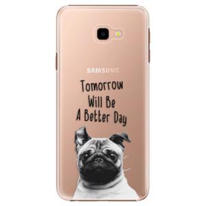 Plastové pouzdro iSaprio Better Day 01 na mobil Samsung Galaxy J4 Plus