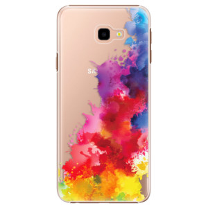 Plastové pouzdro iSaprio Color Splash 01 na mobil Samsung Galaxy J4 Plus