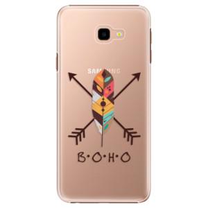 Plastové pouzdro iSaprio BOHO na mobil Samsung Galaxy J4 Plus