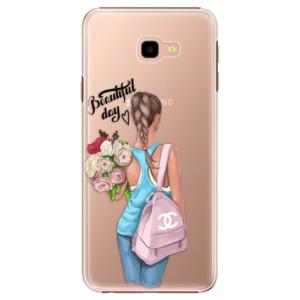 Plastové pouzdro iSaprio Beautiful Day na mobil Samsung Galaxy J4 Plus