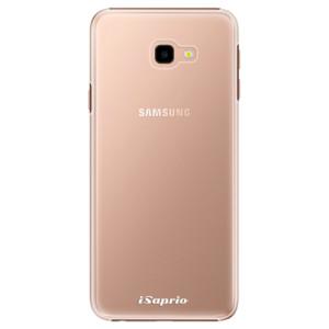 Plastové pouzdro iSaprio 4Pure mléčné bez potisku na mobil Samsung Galaxy J4 Plus