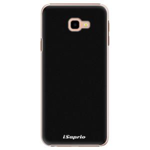 Plastové pouzdro iSaprio 4Pure černé na mobil Samsung Galaxy J4 Plus