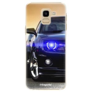 Plastové pouzdro iSaprio Chevrolet 01 na mobil Samsung Galaxy J6