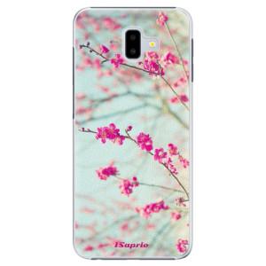 Plastové pouzdro iSaprio Blossom 01 na mobil Samsung Galaxy J6 Plus