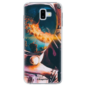 Plastové pouzdro iSaprio Astronaut 01 na mobil Samsung Galaxy J6 Plus
