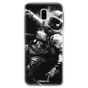 Plastové pouzdro iSaprio Astronaut 02 na mobil Samsung Galaxy J6 Plus