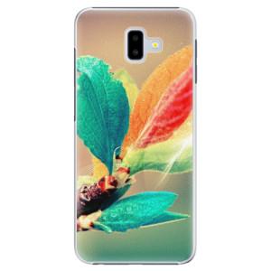 Plastové pouzdro iSaprio Podzim 02 na mobil Samsung Galaxy J6 Plus