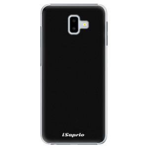 Plastové pouzdro iSaprio 4Pure černé na mobil Samsung Galaxy J6 Plus