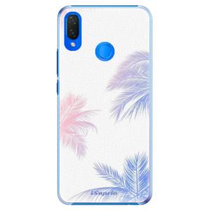 Plastové pouzdro iSaprio Palmy 10 na mobil Huawei Nova 3i