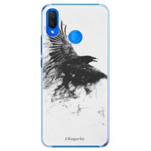 Plastové pouzdro iSaprio Havran 01 na mobil Huawei Nova 3i